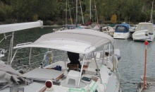 Catalina 42 Bimini Happy Pac