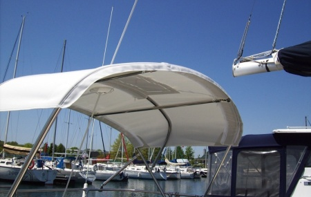 Biminis - Sportech Sails - Custom Sails, Boat Covers, and